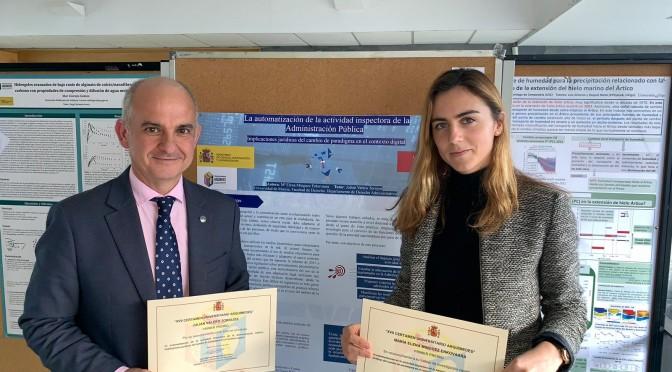 Cuatro estudiantes de la Universidad de Murcia, premiados en el certamen Arquímedes del Ministerio de Ciencia