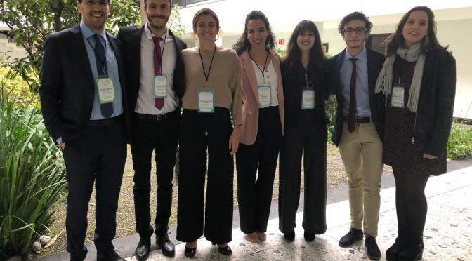 Estudiantes de Medicina de la UMU llegan a la final del Concurso Internacional de Conocimientos Médicos celebrado en México