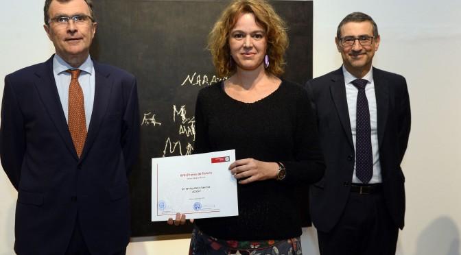 La Universidad de Murcia inaugura la exposición del XVIII Premio de Pintura en el Palacio Almudí