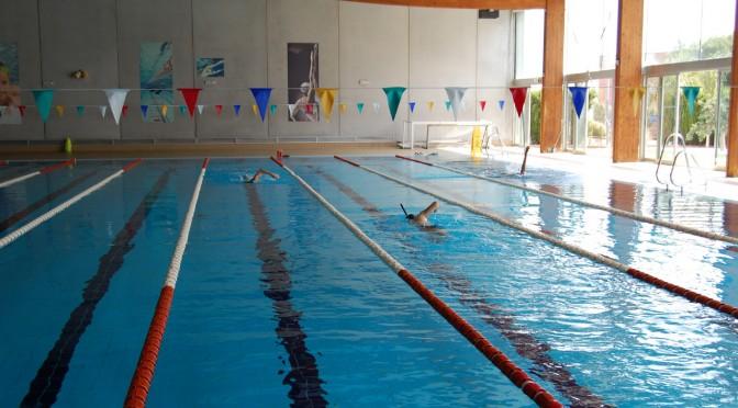 La piscina de la Universidad de Murcia es apta para personas alérgicas al cloro