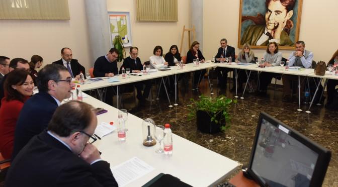 El comité científico de la Agencia Española de Consumo, Seguridad Alimentaria y Nutrición se reúne en la UMU