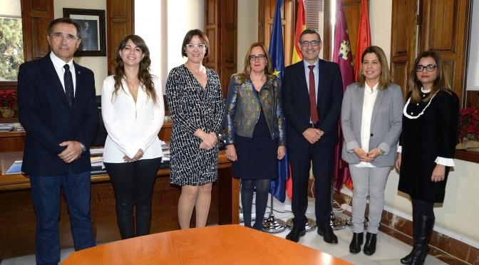 La Universidad de Murcia firma un convenio con la OMEP para promover el emprendimiento, especialmente entre mujeres