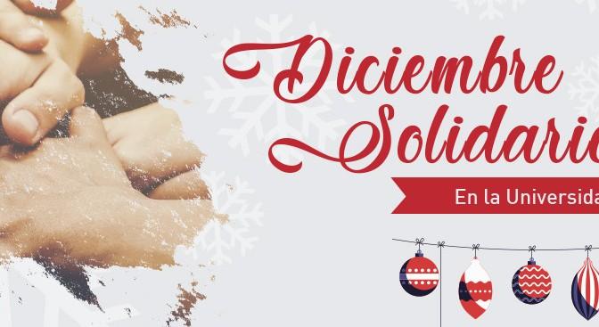 La Universidad de Murcia recoge alimentos, juguetes, gafas y ropa para donar a organizaciones sin ánimo de lucro