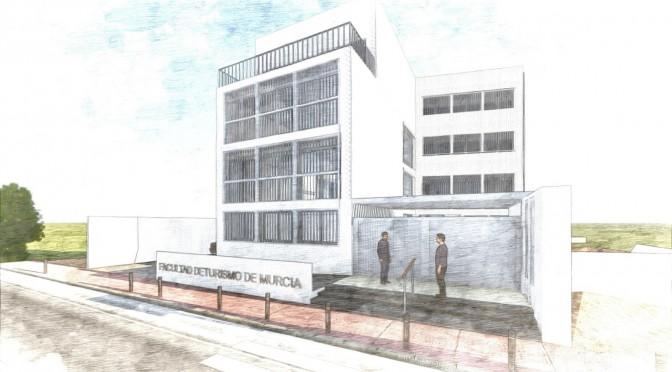 Comienzan las obras del Nuevo Centro de la Facultad de Turismo
