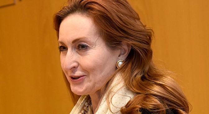 La profesora María Trinidad Herrero Ezquerro es la nueva presidenta de la Real Academia de Medicina y Cirugía de la Región de Murcia