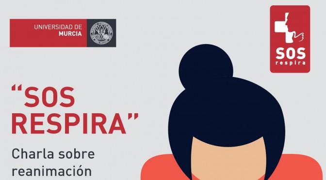 La Universidad de Murcia aborda las técnicas de reanimación cardiopulmonar en una charla