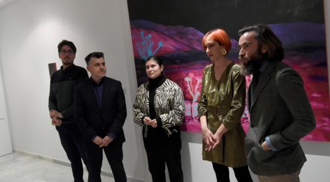 La UMU inaugura una instalación artística basada en las emociones que provocan los elementos naturales del paisaje