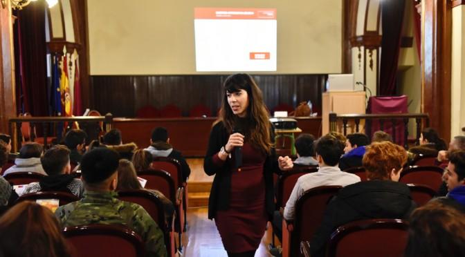 La Universidad de Murcia inicia la campaña de charlas de orientación a estudiantes de Secundaria