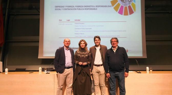 La Universidad de Murcia da voz a tres modelos para combatir la pobreza en la Región de Murcia