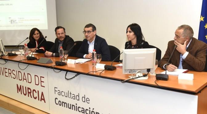 La Universidad de Murcia estrena radio online para informar de la actualidad universitaria