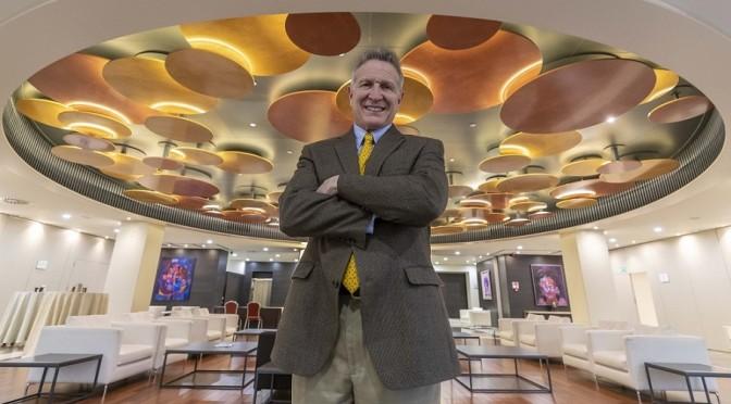 """""""Mis pacientes han sido siempre mi inspiración"""" (Robert Sackstein, doctor Honoris Causa por la UMU)"""