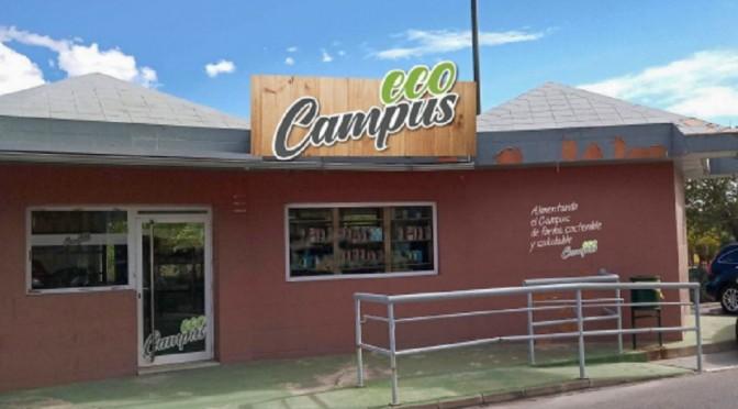La Universidad de Murcia abre una tienda de frutas y verduras ecológicas en el Campus de Espinardo
