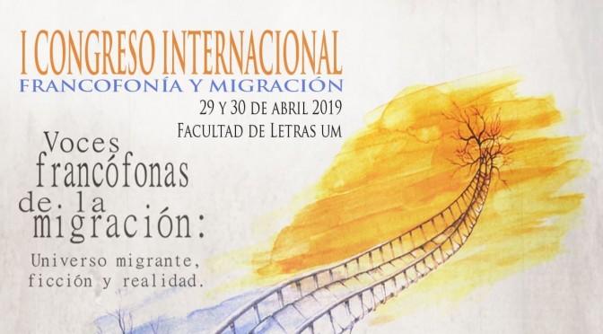 Cartel del congreso. Foto: um.es