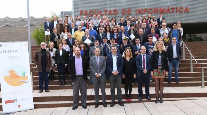 Presentados los cursos de verano de la Universidad Internacional del Mar-Campus Mare Nostrum 2019