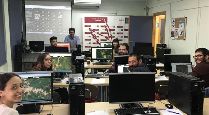 La Jornada Mapatón Murcia 2019 coloca (literalmente) en el mapa a los más vulnerables