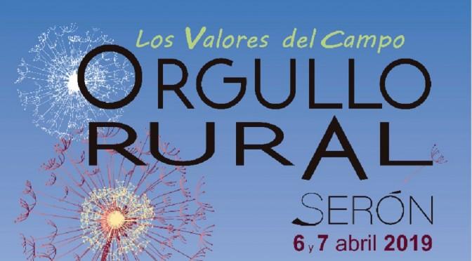 Profesores de la Universidad de Murcia participan en la celebración del 'Orgullo rural' en Serón