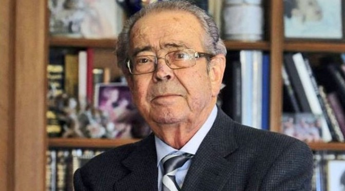 Fallece Clemente García, medalla de oro de la UMU y uno de los artífices del Campus de Espinardo