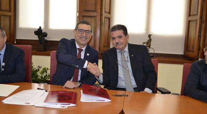 Universidad de Murcia y Cruz Roja Española suscriben su marco de colaboración para los próximos años