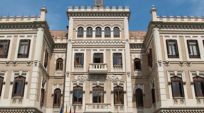 Edificio Convalecencia. Foto: um.es