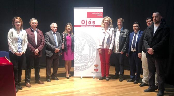 Inaugurada la Sede Permanente de Extensión Universitaria de la UMU en Ojós