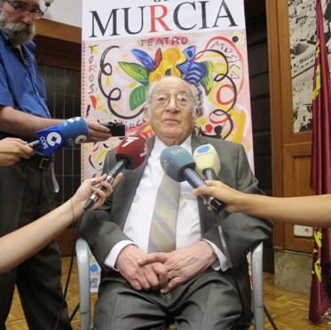 """Muere Gonzalo Sobejano, filólogo honoris causa que """"nació"""" en la Universidad de Murcia"""