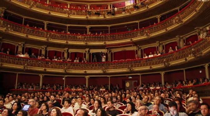 Una imagen vale más que mil palabras: La cultura científica y el Teatro Romea