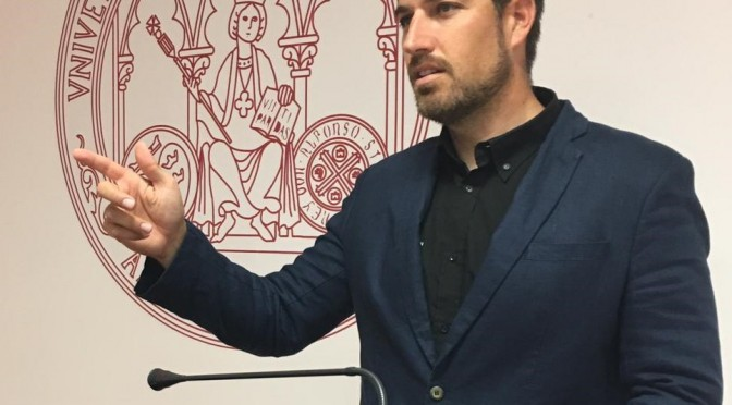 Jesús García Pallarés, elegido nuevo decano de la facultad de Ciencias del Deporte de la Universidad de Murcia
