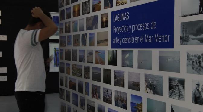 Los resultados del proyecto de investigación 'Reset: Mar Menor' de la Universidad de Murcia se exponen en el Puertas de Castilla