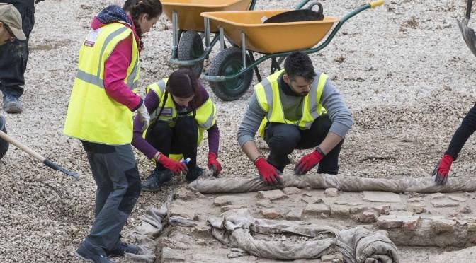 La UMU celebra el seminario 'Arqueología de los arrabales andalusíes', centrado en el yacimiento de San Esteban