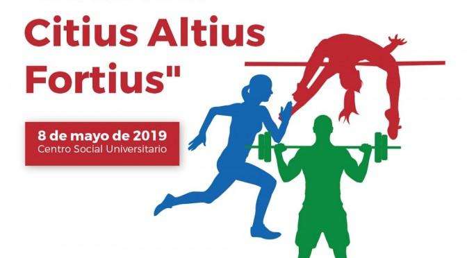José Luis Abajo, medallista olímpico de esgrima, ofrece una charla en la Universidad de Murcia
