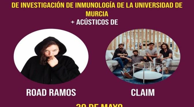 La UMU recibe una donación de 6.000 euros para investigar sobre la endometriosis en un acto con música en directo
