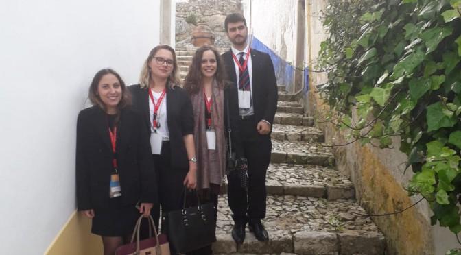 Estudiantes de la UMU alcanzan las semifinales en una competición internacional de Derecho de la Unión Europea