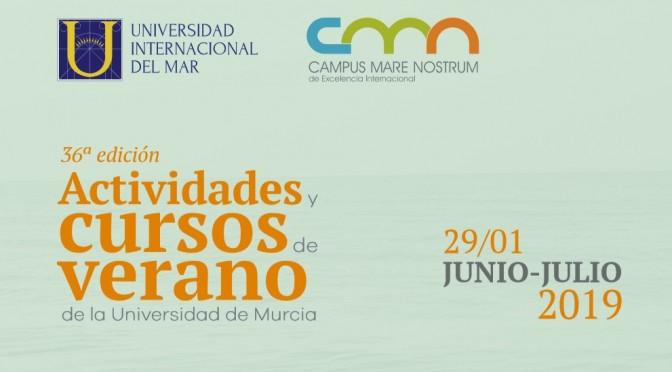 La Universidad Internacional del Mar organiza un campamento de actividades náuticas para estudiantes de ESO y Bachillerato
