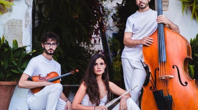 La Universidad de Murcia ofrece una actuación del grupo 'Vandalia Trío'