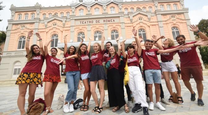 La Universidad de Murcia da la bienvenida a más de 800 estudiantes internacionales