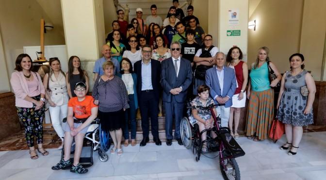 Comienza el 'Campus Inclusivo, Campus Sin Límites' en la Universidad de Murcia