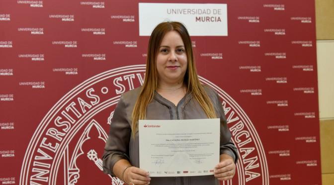 Investigadoras de la UMU premiadas con el accésit al Premio Banco Santander a la mejor investigación en RSC