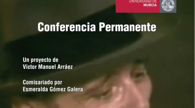 La Universidad de Murcia inaugura la nueva instalación de Víctor Manuel Arráez en la sala La Capilla