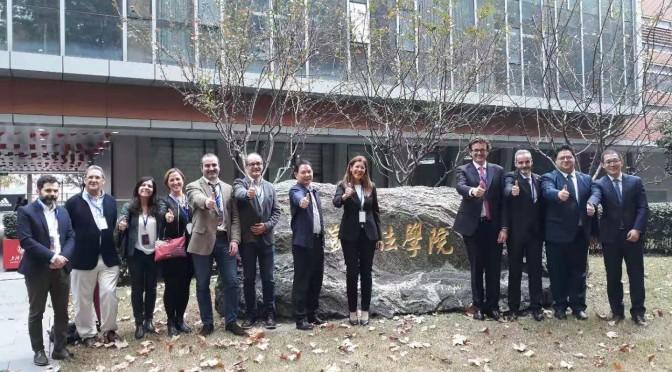 Concluyen con éxito los seminarios de la UMU en Shanghai
