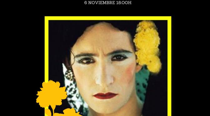 El cinefórum de la Universidad de Murcia presenta al pintor Ocaña, temprano icono de visibilidad LGTB