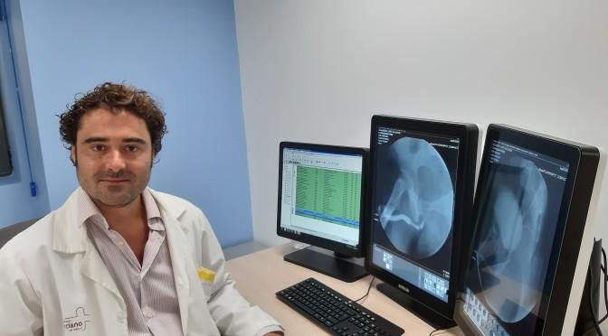 La UMU incorpora una nueva técnica para el diagnóstico de la patología uretral, premiada por la SERAM