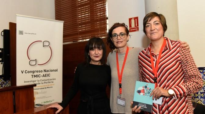La Universidad de Murcia clausura el 'V Congreso Nacional de Metodología de la Investigación en Comunicación'