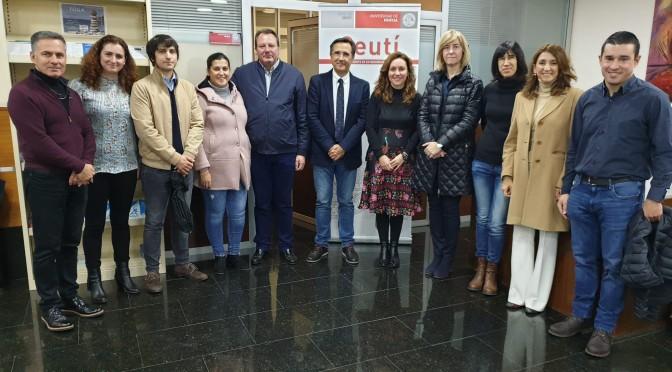 La Universidad de Murcia inaugura la sede permanente de Ceutí