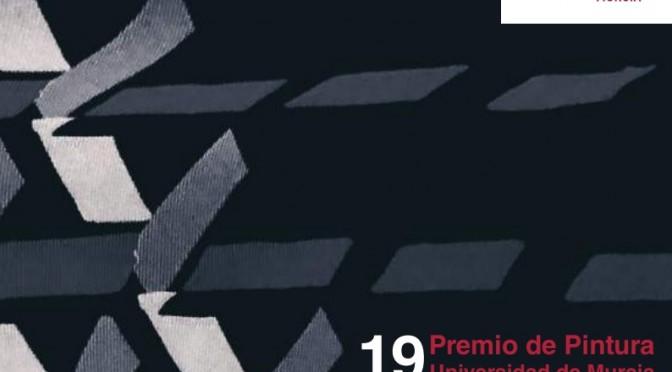 Inauguración de la exposición de obras premiadas y seleccionadas del XIX Premio de Pintura Universidad de Murcia