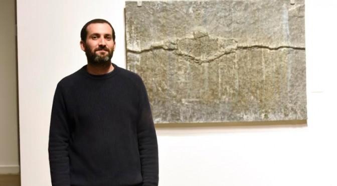 Exposición de obras del XIX Premio de Pintura de la Universidad de Murcia