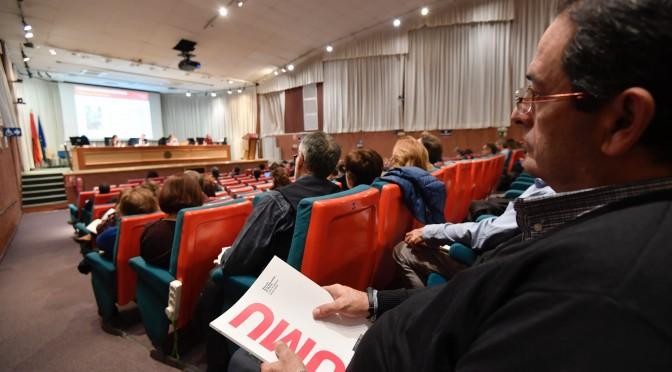 El Claustro de la UMU aprueba el doctorado Honoris Causa al economista Paul de Grawe, que advirtió en 1998 de la crisis del sistema bancario español