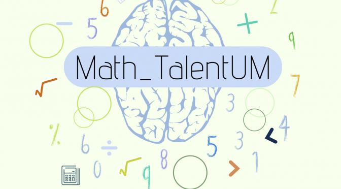 Llega Math_TalentUM, el concurso de la UMU para impulsar las matemáticas entre los más jóvenes