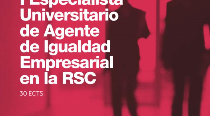 La Universidad de Murcia lanza el primer curso de Agente de Igualdad Empresarial