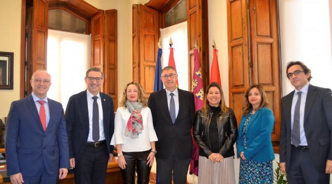 La CHS se une a la Cátedra del Agua y la Sostenibilidad Universidad de Murcia – Emuasa