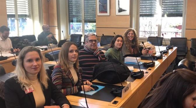 La Clínica Jurídica de la Universidad de Murcia participa en el examen que la ONU hace a España sobre derechos humanos